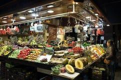 Barcelona, Spanje Stock Afbeeldingen