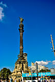 Barcelona Spanje Royalty-vrije Stock Afbeelding