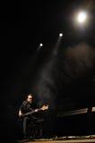 Ik ben band Kloot presteer bij het Festival van de Dag van de Muziek van Jack Daniel's stock foto