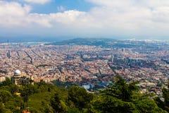 Barcelona, Spanje, Europa Stock Foto