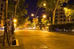 Barcelona, Spanje, Europa Royalty-vrije Stock Afbeeldingen