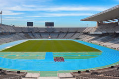 Barcelona stadium Stock Photos