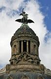 barcelona staty Royaltyfri Foto