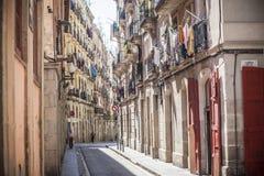 Barcelona,street view. Stock Image