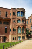 barcelona szpital zdjęcia stock