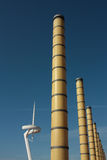 Barcelona. Telecommunications Tower Stock Image