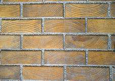 Barcelona Texture - Wood Tile Royalty Free Stock Photos