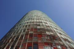 Barcelona, Toren Stock Fotografie