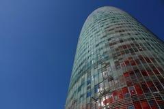 barcelona torn Arkivfoto