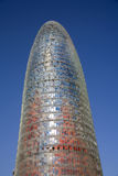 Barcelona - Torre Agbar Stock Images