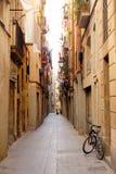 barcelona ulica Zdjęcia Stock