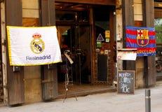 barcelona ulica Obrazy Stock