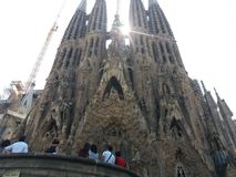 Barcelona royalty free stock photography