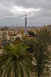 Barcelona view Royalty Free Stock Photos
