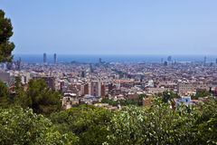 Barcelona Stock Photos