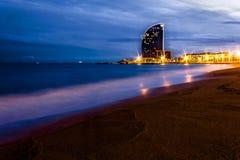 Barcelona W Stock Photography