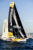 BARCELONA WORLD RACE 2014-2015 Royalty Free Stock Photography