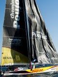 BARCELONA WORLD RACE 2014-2015 Stock Images