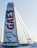 BARCELONA WORLD RACE 2014-2015 Royalty Free Stock Image