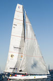 BARCELONA WORLD RACE 2014-2015 Royalty Free Stock Images
