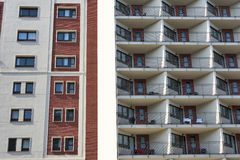 Barcelona & x28;Spain& x29;: buildings Stock Photos
