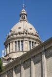 Barcelona & x28;Spain& x29;: Montjuic Stock Image