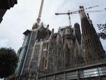 Barcelone Image libre de droits