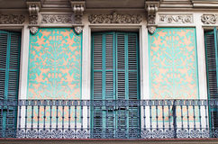 Barcelone architecture Royalty Free Stock Images