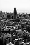 Barcelone centrale Image libre de droits