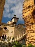 Barcelone, d'Horta 26 de Laberint Photos stock