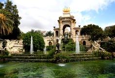 Barcelone, Espagne Images libres de droits