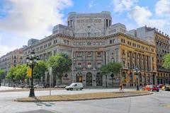 BARCELONE, ESPAGNE - 28 AOÛT 2008 Image libre de droits