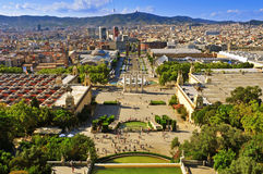 Barcelone, Espagne Photo stock