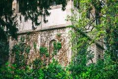 Barcelone, Espagne - 22 avril 2017 : L'Umbracle en parc de Ciutadella, Espagne Photos stock