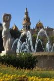 Barcelone - l'Espagne Photo libre de droits