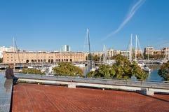 Barcelone - Museu d Historia de Catalunya Photo libre de droits