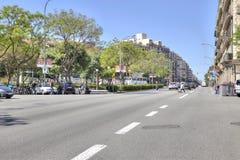 Barcelone, paysage urbain Image libre de droits