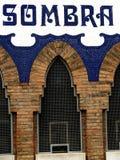 Barcelone, Plaza de Toros 01 Photographie stock libre de droits
