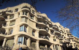 barcelone, Spanien Lizenzfreies Stockbild