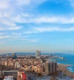 Barceloneta Royalty Free Stock Photo