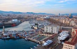 Barceloneta Stock Photo
