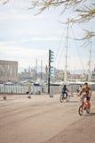 Barcelonetta Στοκ εικόνα με δικαίωμα ελεύθερης χρήσης