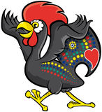 Barcelos Rooster Royalty Free Stock Photography