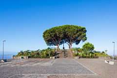 Barcelos viewpoint Royalty Free Stock Photo