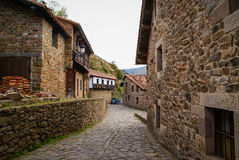 Barcena Maior, Asturia y Cantabria, Spain Stock Photography