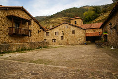 Barcena Maior, Asturia y Cantabria, Spain Royalty Free Stock Photo