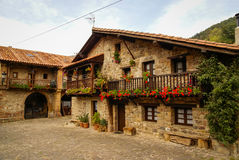 Barcena Maior, Asturia y Cantabria, Spain Stock Photography
