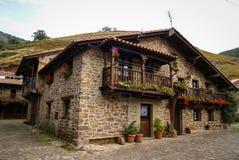 Barcena Maior, Asturia y Cantabria, Spain. Image of Barcena Maior, Asturia y Cantabria, Spain Stock Image