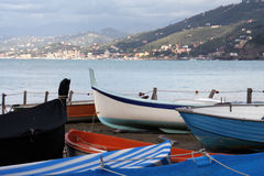 Barche Fotografie Stock Libere da Diritti