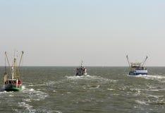 Barche Fotografia Stock Libera da Diritti